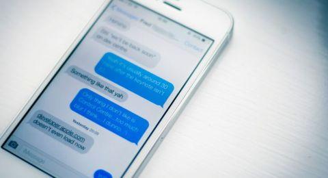 تأخر الرد على الرسائل النصية لأكثر من 20 دقيقة