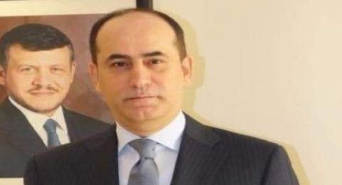 غسان المجالي سفيرا للأردن في إسرائيل