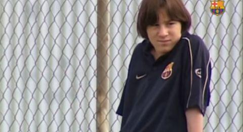قبل 18 عاما وصل ميسي إلى برشلونة.. لتبدأ أجمل القصص في تاريخ كرة القدم
