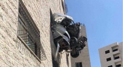 وفاة مواطن وإصابة آخر بحادث سير غريب في نابلس