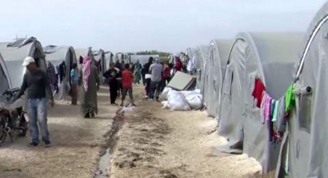 استمرار عودة اللائجين السوريين من لبنان