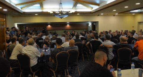 اجتماع هام لآل زعبي في الناصرة لبحث عدة قضايا هامة وإصدار بيان هام