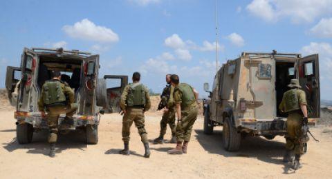 الجيش الإسرائيلي يبحث عن
