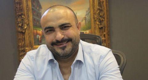 الناصرة: المرشح السابق رامي بزيع يعلن دعمه للمرشح وليد العفيفي