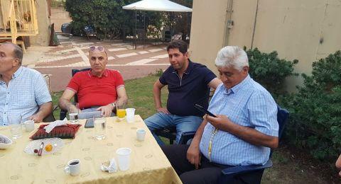 رئيس قائمة جبهة عرعرة لـبكرا: سنمدّ يدنا للجميع