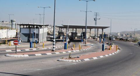 فرض طوق امني على المناطق الفلسطينية خلال يوم الغفران