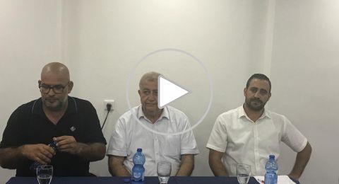 الناصرة: شباب التغيير يعلنون دعمهم للمرشح العفيفي