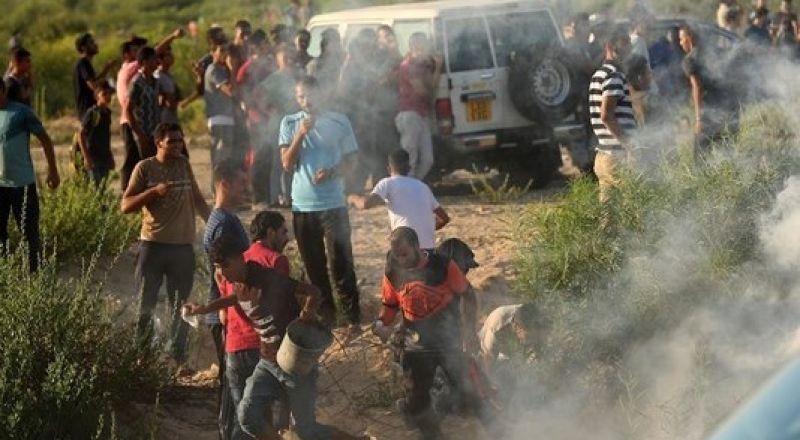 استشهاد فتى فلسطيني برصاص الجيش الاسرائيلي قرب رفح