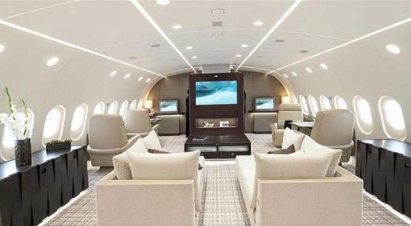هذه الشقة الفاخرة مصممة للطيران حول العالم