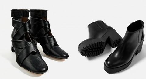 الدفء والراحة في تشكيلة أحذية الكاحل لشتاء 2016