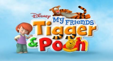 قوس قزح ويني My Friends Tigger & Pooh: Chasing Pooh - مدبلج