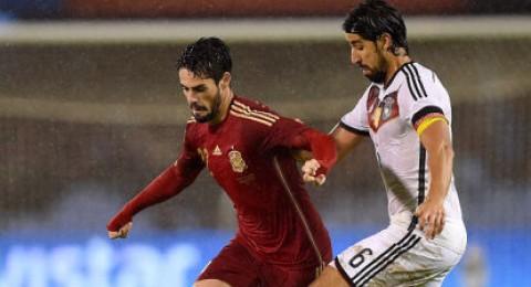 كروس يهدي ألمانيا فوزا وديا على إسبانيا 1-0