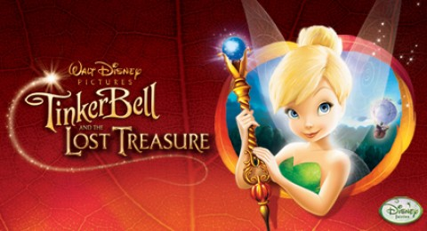 Tinker Bell And The Lost Treasure مدبلج