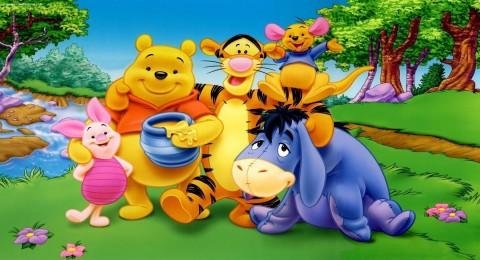Winnie the Pooh مدبلج