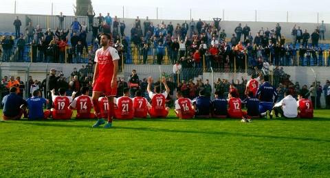 هبوعيل باقة يفوز على بيت شان (1-0)