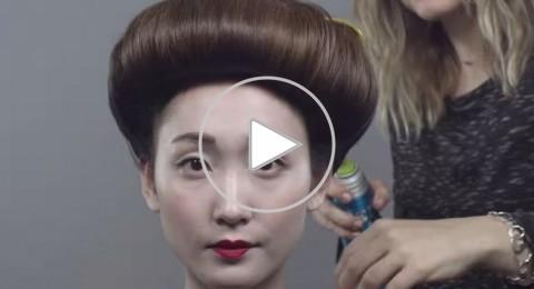 شاهدوا جمال النساء اليابانيات خلال 100 عام