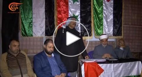 تنسيق سوري فلسطيني لإعادة تأهيل مخيم اليرموك