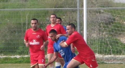 ديربي قلنسوة لصالح الشباب بعد فوزه (2-0) على الابناء