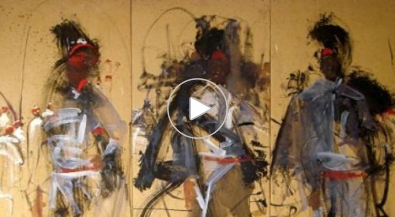 معرض الفنون المغربية في لندن