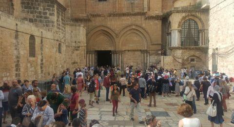 كنائس القدس تطالب بوقف سن قانون لمصادرة العقارات المسيحية