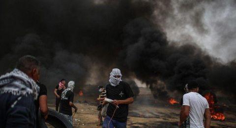 أهالي غزة يستعدون لجمعة