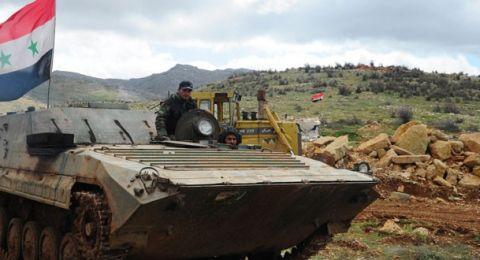 الجيش السوري يقترب من تحرير درعا