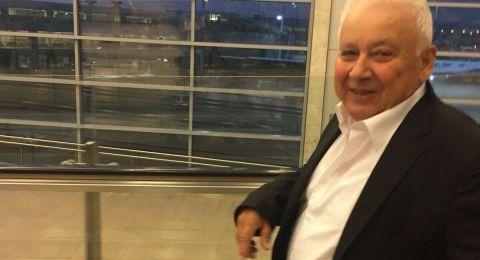 وفاة رجل الأعمال الحاج نهاد عويسات (أبو هاني) من باقة في البوسنة