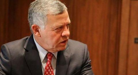 العاهل الأردني يبحث مع كوشنر وغرينبلات خطة السلام الامريكية
