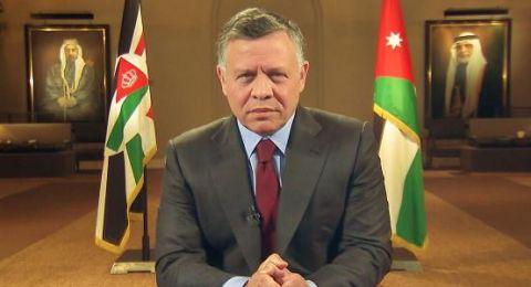 الملك عبد الله لميركل: دولة فلسطينية وعاصمتها القدس أساس للسلام في المنطقة