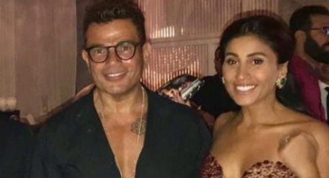 جديد قصّة زواج عمرو دياب.. هل يفاجئ الجميع في اليونان؟!