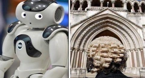 روبوتات بدلاً من المترجمين في المحاكم.. قريباً!