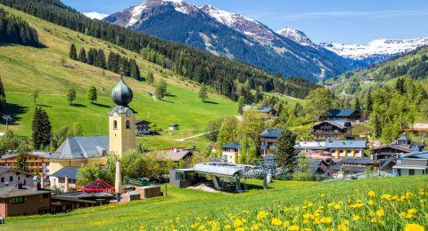افضل القرى الريفية في النمسا