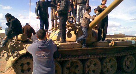 القوات الليبية تعتقل زعيم