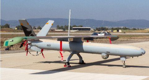 اسقاط طائرة إسرائيلية بدون طيار في القنيطرة السورية