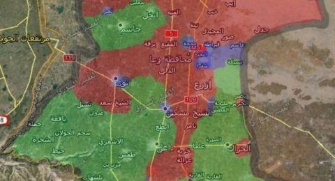 ما هي خطة المعركة المرتقبة في الجنوب السوري؟