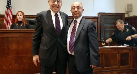 المحامي نضال عواودة: الجولة انتهت بتفاهمات تتعلق بتوظيف وتعيين المحامين العرب في القضاء