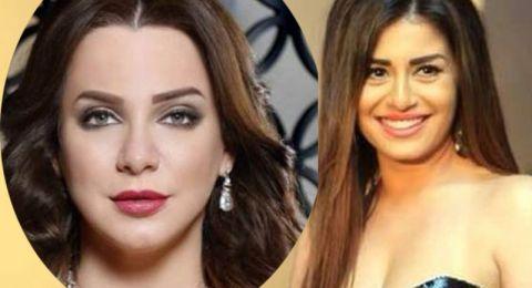 سلاف فواخرجي تهدد بإجلاس الممثلات المصريات في بيوتهنّ