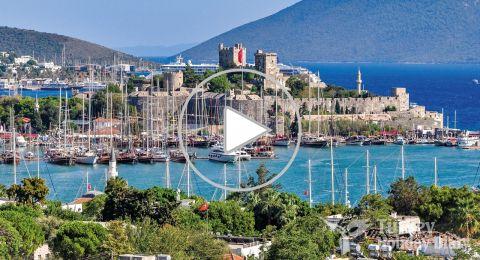بودروم الخيار الأول عند السياحة في تركيا