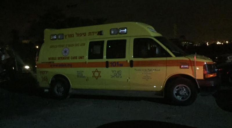 إصابة فتى عربي بحروق خطيرة في جسده بالنقب، وحالته حرجة!