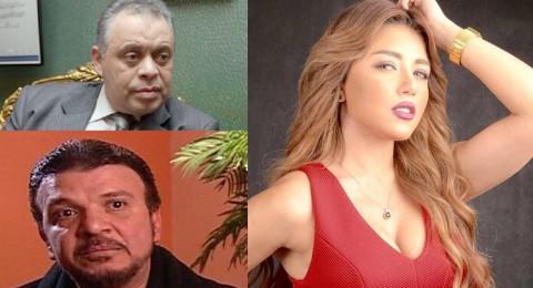 كواليس تدخل أشرف زكى وأحمد سلامة لحل أزمة سارة مع مخرج