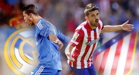 كأس السوبر الاسباني: تشكيلة ريال مدريد و اتلتيكو مدريد