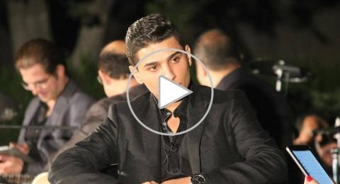 محمد عساف: لن أغني حتى انتهاء الحرب على غزة