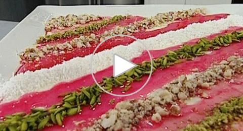 تحلاية اليوم، القشطلية من مطبخ منال العالم
