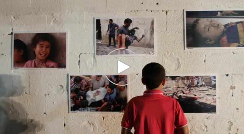 باقة الغربية: مهرجان حاشد نصرةً لمطالب أهالي غزة ومقاومتها