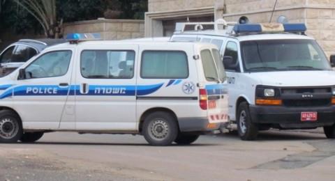 دير بيت جمال: الحاق اضرار مادية والشرطة تباشر التحقيق