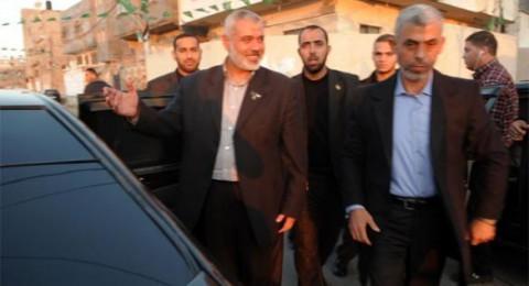 هنية: جاهزون لاستقبال الحكومة في غزة