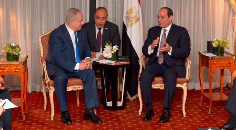 في الأمم المتحدة، نتنياهو: علاقتنا مع العرب تشهد ثورة .. السيسي: ندعو لتعلم التجربة المصرية الاسرائيلية!