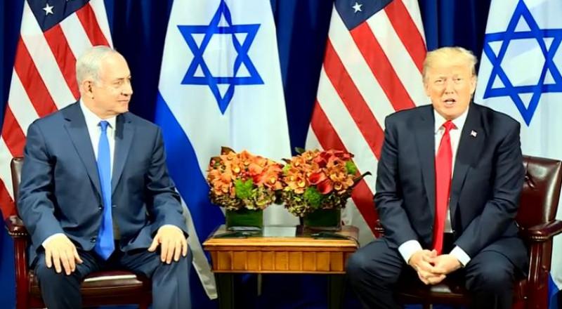نتنياهو لترامب: تحالفنا أقوى ضد إيران