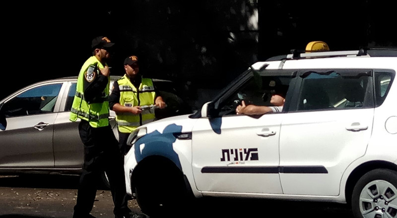 ضبط سائق سيارة اجرة وبحوزته 11 كيلو مخدرات