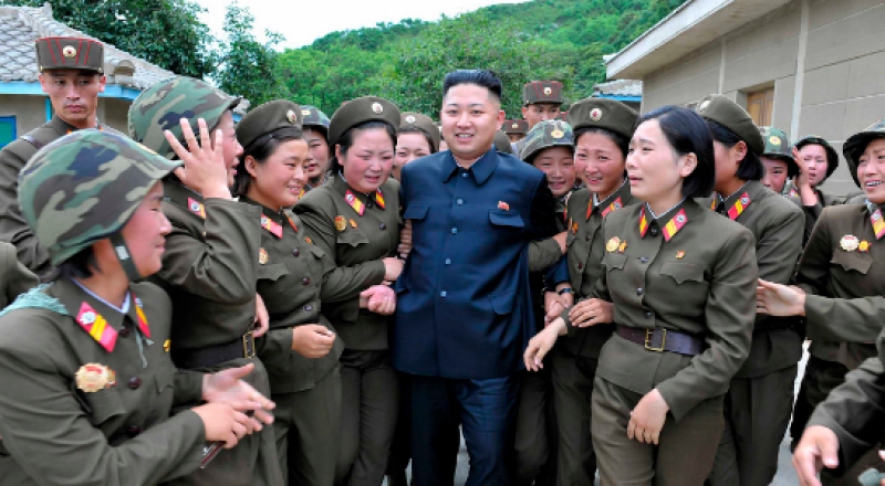 كوريا الشمالية ردا على ترامب: